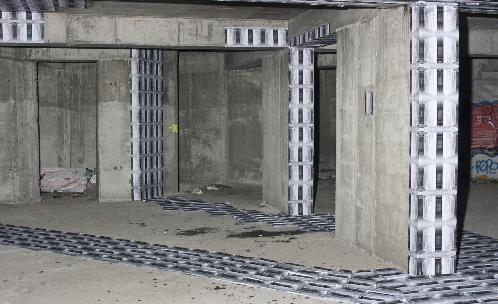 Concrete Plaster & Beam